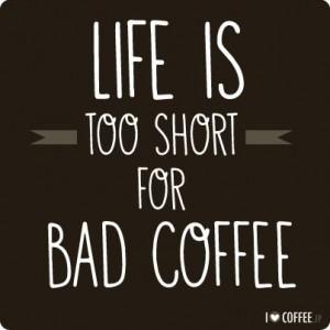 badcoffee